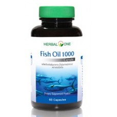 Fish oil 1000 with omega 3
