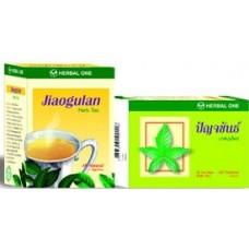 Jiaogulan thé de herbes (Gynostemma pentaphyllum)