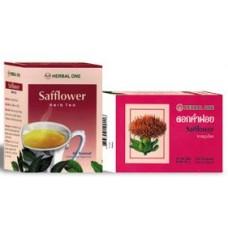 Herbal tea Safflower
