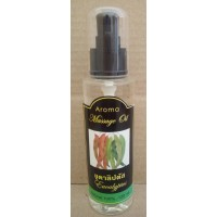 Thai massage oil Eucalyptus