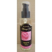 Thai massage oil rose