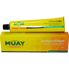 Muay Thai boxing cream