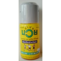 Muay Thai boxing liniment 3 x 60ml