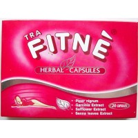 Fitne herbal slimming 6 x 20 capsules
