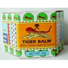 Balsamo di Tigre bianco
