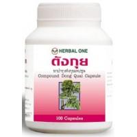 Dong Quai premenstrual and menopause