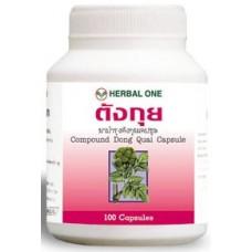 Dong Quai pour prémenstruel et la ménopause
